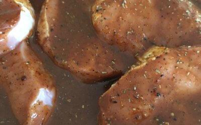Grillmarinade (Schwein)